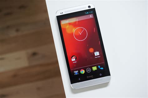 htc one 11 htc one play edition gets android 4 4 kit galaxy s4 gpe shouldn t be far