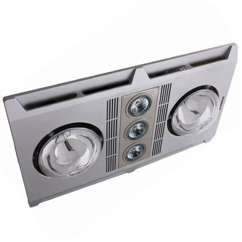 Ls Plus Bathroom Lighting by Profile Plus 2 3 In 1 Bathroom Heater With Exhaust Fan