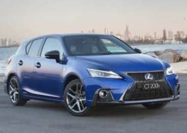 lexus ct ct  sports luxury hybrid  price specs