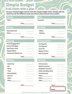Budget Worksheet For Teens  Search Results  Calendar 2015