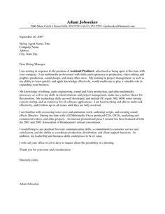 Internship Decline Letter - example of Declining Letter incase that u have been offered by two