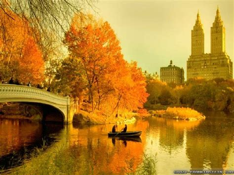 Fall Backgrounds New York by Autumn In New York Wallpapers 2 Seasonal