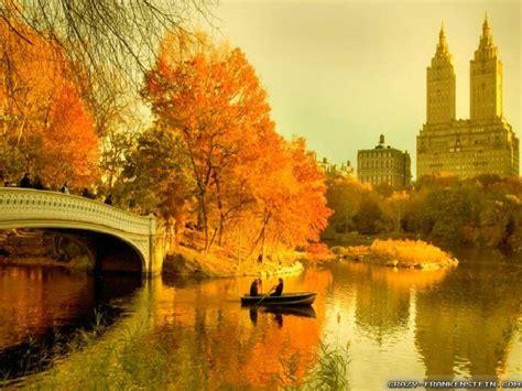 autumn in new york wallpapers 2 seasonal
