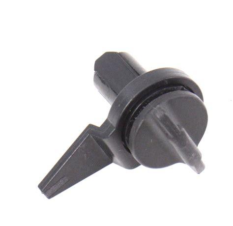 hatch trunk storage door handle knob clip   vw beetle
