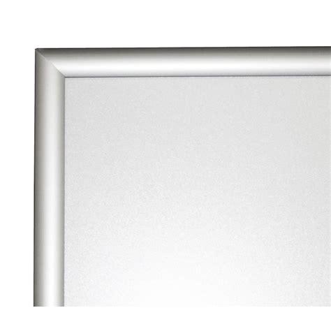 porte aluminium pas cher cadre en aluminium mural porte affiche clic clac a3