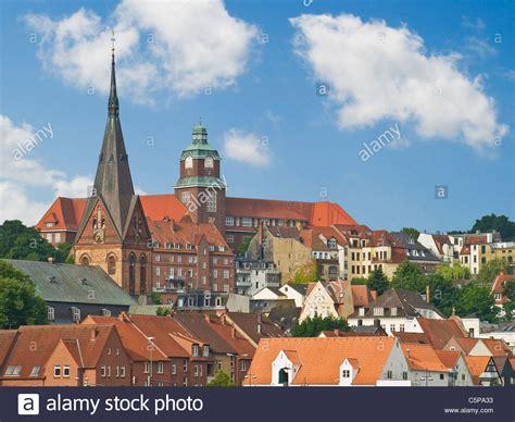 landesbauordnung schleswig holstein genehmigungsfreie bauten flensburg schleswig holstein germany europe stock photo 37984887 alamy