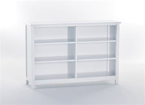 Horizontal Bookcase With Some