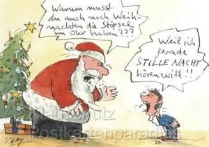 weihnachtskarten sprüche comic weihnachtskarte stille nacht gaymann
