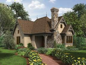European House Plans One Story Ideas by Eplans Cottage House Plan Enchanting Guest