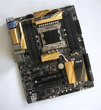 Asus X79 Deluxe Motherboard Bridge Processors End