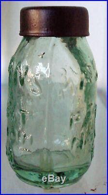 miniature masons patent canning fruit jar mini light
