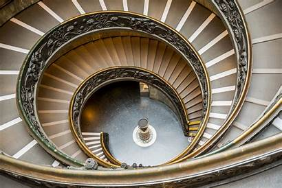 Renaissance Staircase Architecture Stair Stairs Artistic Monumental