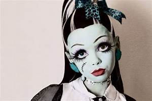 Maquillage Halloween Garcon : maquillage rapide halloween garcon ~ Melissatoandfro.com Idées de Décoration