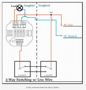 3 Way Switch Wiring Diagram Micro