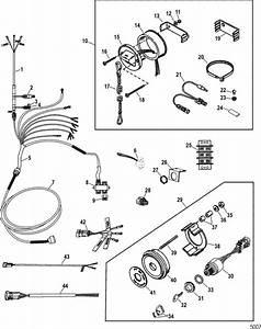 Mercruiser Race Engine  U0026 Drive 1075 Sci Rigging Kit