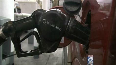 heres  gas prices    jump   cents