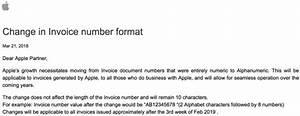 Apple Rechnung : apple gehen die rechnungsnummern aus itopnews ~ Themetempest.com Abrechnung