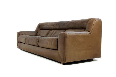 Sofa Cognac Braun Vintage 1970s De Sede Ds 43 Cognac Leather Lounge Sofa For