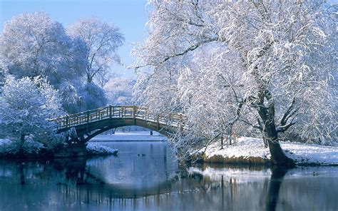 winter scenery backgrounds wallpapersafari