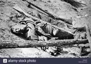 American Civil War Dead Soldiers