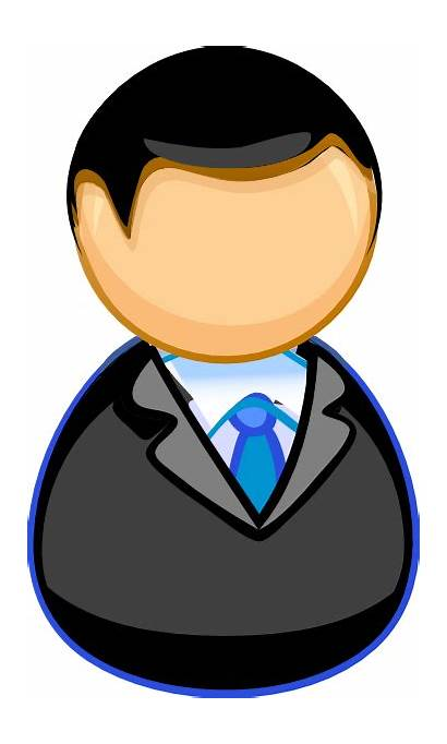 Manager Clip Clipart Clker Vector Cliparts