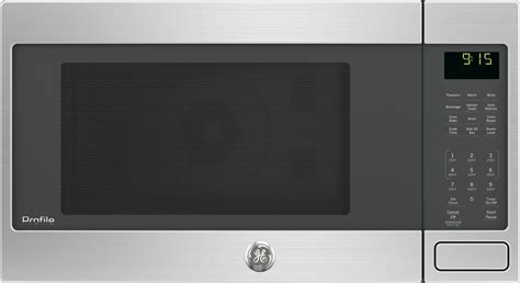 pebsjss ge profile  cu ft microwave  watts convection built   countertop