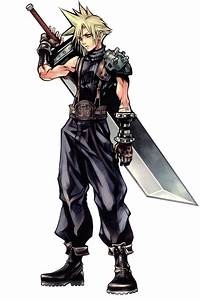 Cloud Strife Dissidia Wiki Fandom Powered By Wikia
