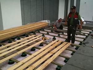 Dachterrasse Auf Flachdach Bauen : terrasse auf flachdach dach d mmung fenster fassaden t ren tore storen bauen und ~ Frokenaadalensverden.com Haus und Dekorationen