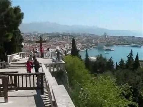 croatia travel split marjan hill and diocletian s palace