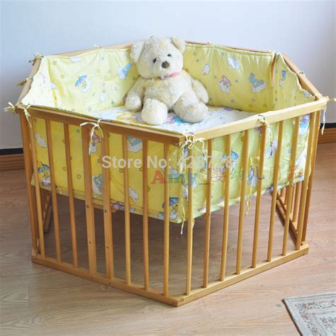 cheap cribs aliexpress com buy wood multifunctional baby bed