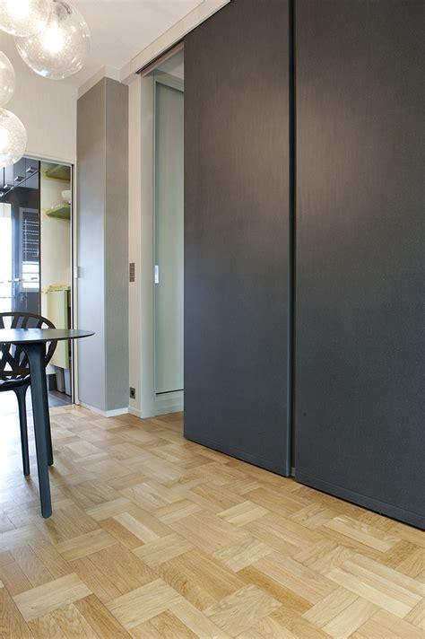 rangement chambre portes coulissantes toute hauteur arlinea architecture