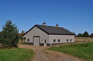 How to Design and Build a Horse Barn in Seven Steps - Wick