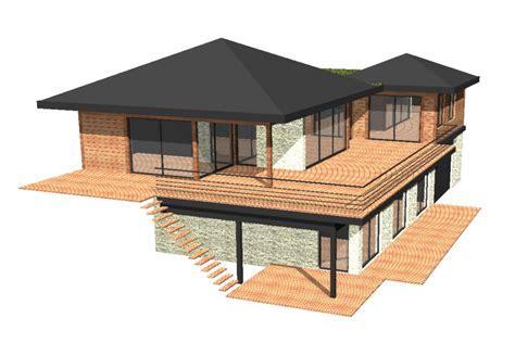 chambres d h es vision bois réalisations maison contemporaine bois