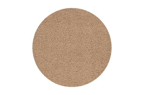 tapis rond beige   tofty tapis rond pas cher
