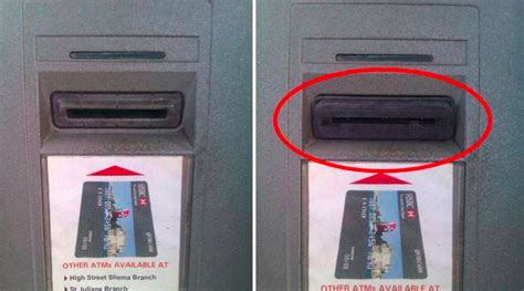 how to spot a credit card skimmer eli5 how do people make steal money using credit card skimmers explainlikeimfive