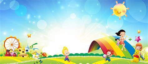 Cartoon Background, Cartoon, Amusement, Park Background