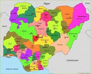 How Nigeria U0026 39 S 36 States Fare In Hiv Prevalence