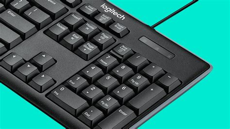 logitech  usb media keyboard  media hot keys