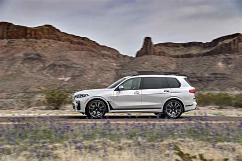 2019 bmw x7 unexpected agility in a 7 seat luxury suv slashgear