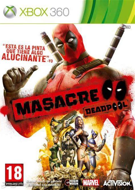 Xbox 360 videojuegos para niños. Masacre para Xbox 360 - 3DJuegos