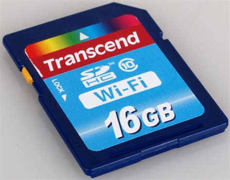 Transcend 16gb Wi-fi Sdhc Class 10 Memory Card Review