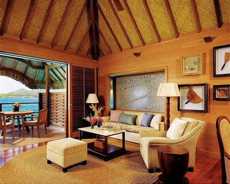 the 7 best overwater bungalow resorts in tahiti and bora