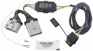 Custom Fit Vehicle Wiring By Hopkins For 2003 Liberty