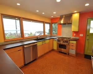 modern kitchen remodel ventana construction seattle