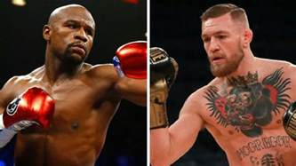 Conor McGregor Fight Floyd Mayweather