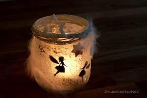 Windlichter Basteln Weihnachten : windlicht fee im glas basteln eine diy anleitung zum selbermachen ~ Yasmunasinghe.com Haus und Dekorationen