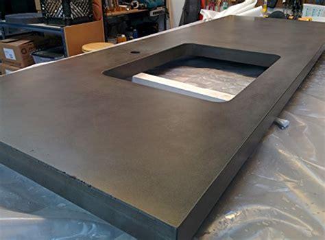 concrete countertop mix formula cheng concrete countertop pro formula mix hardware
