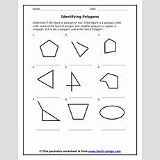 Identifying Polygons