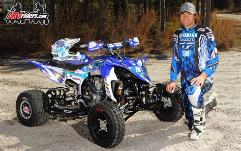 pro motocross riders names ama pro motocross racer chad wienen yamaha yfz450r atv