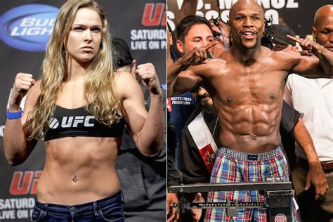 si鑒e social mma mayweather on ronda rousey i don t think it s cool how